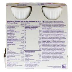 RENILON 7.5 Karamelgeschmack flüssig 4x125 Milliliter - Rückseite