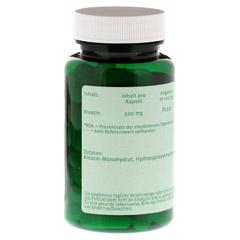 CREATIN 100% 500 mg Kapseln 60 Stück - Rückseite