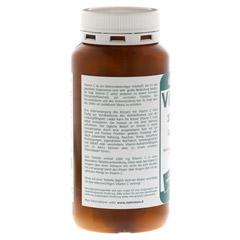 Vitamin C 1000 mg retard Langzeit Tabletten 150 Stück - Rückseite