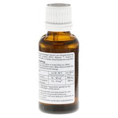 GRAPEFRUIT KERN Extrakt pur 30 Milliliter - Rückseite
