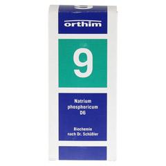 BIOCHEMIE Orthim 9 Natrium phosphoricum D 6 Tabl. 800 Stück - Rückseite