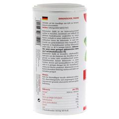 BIRKENZUCKER Xylitol Pulver 300 Gramm - Rückseite