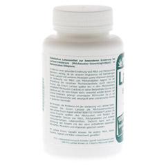 LACTASE 9.000 FCC Enzym Kapseln 90 Stück - Rückseite