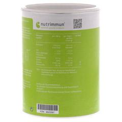 PRAELASAN Pulver 420 Gramm - Rückseite