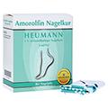 Amorolfin Nagelkur Heumann 5% wirkstoffhaltiger Nagellack + gratis Microfasertuch Amorolfin 5 Milliliter N2