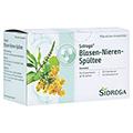 SIDROGA Blasen-Nieren-Spültee Filterbeutel 20 Stück