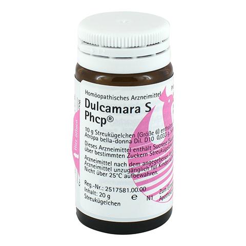 DULCAMARA S Phcp Globuli 20 Gramm N1
