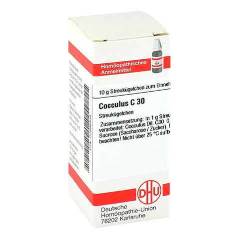 COCCULUS C 30 Globuli 10 Gramm N1