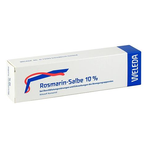 ROSMARIN SALBE 10% 70 Gramm N2