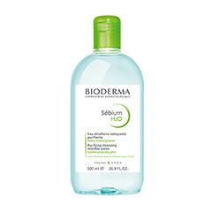 BIODERMA Sebium H2O Reinigungslösung 500 Milliliter