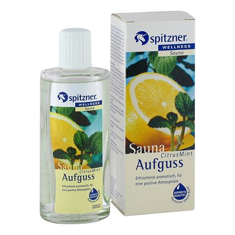 SPITZNER Saunaaufguss Citrus Mint Wellness 190 Milliliter