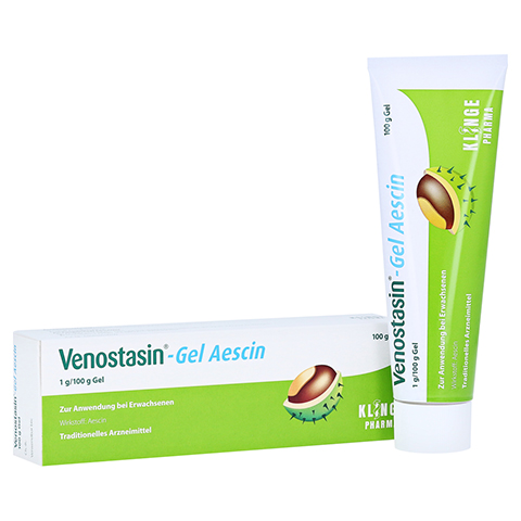 Venostasin-Gel Aescin 100 Gramm