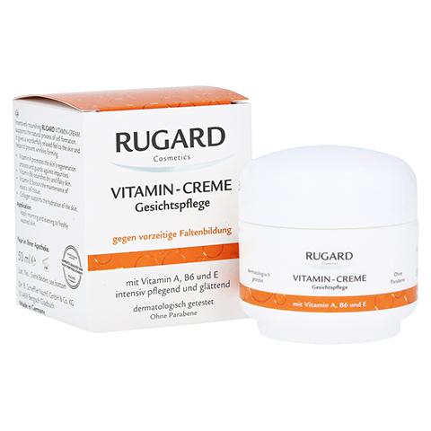 RUGARD Vitamin Creme Gesichtspflege 50 Milliliter