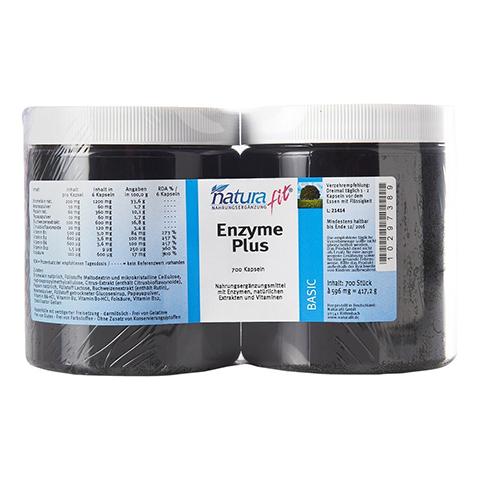 NATURAFIT Enzyme Plus Kapseln 700 Stück
