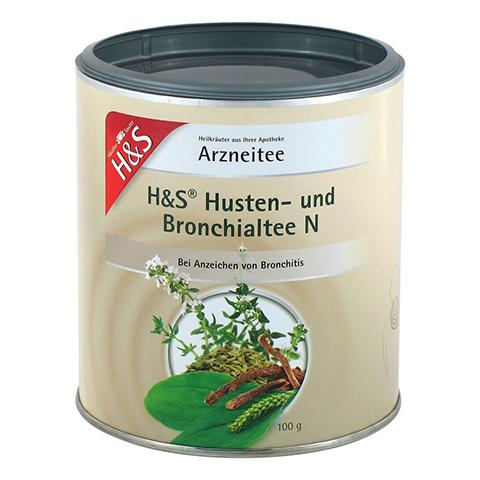 H&S Husten-und Bronchialtee (loser Tee) 100 Gramm