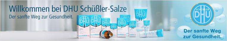 DHU Schlüßler Salze Markenshop bei der medpex Versandapotheke