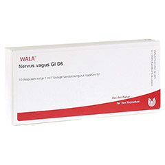 NERVUS VAGUS GL D 6 Ampullen 10x1 Milliliter N1