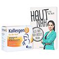 KALLERGEN D Synbiotikum Beutel + gratis Kallergen Buch Hautnah 30 Stück
