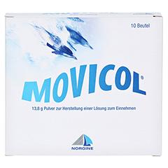 MOVICOL 10 Stück - Vorderseite