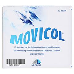 MOVICOL 10 Stück - Rückseite