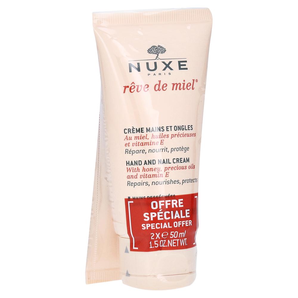 nuxe-reve-de-miel-hand-nagelcreme-2x50-milliliter