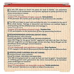 NUXE Reve de Miel Regenerierender Super-Balsam 40 Milliliter - Rückseite