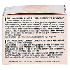 NUXE Reve de Miel Lippenbalsam 15 Gramm - Rechte Seite