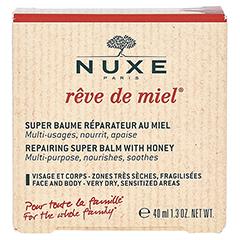 NUXE Reve de Miel Regenerierender Super-Balsam 40 Milliliter - Vorderseite