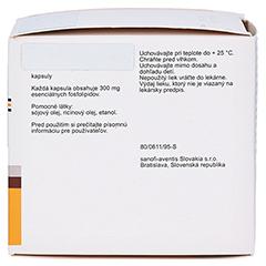 Essentiale Kapsel 300mg 100 Stück N3 - Rechte Seite