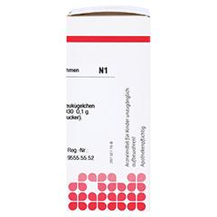 ACONITUM D 30 Globuli 10 Gramm N1 - Rechte Seite