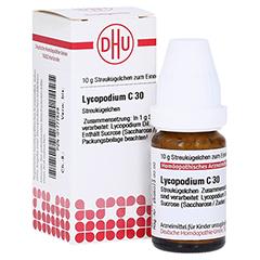 LYCOPODIUM C 30 Globuli 10 Gramm N1