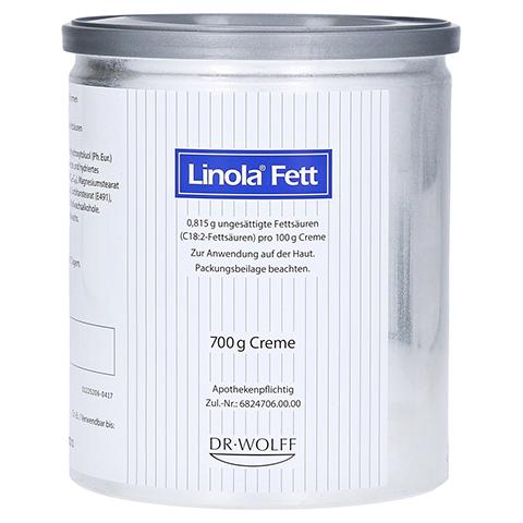 LINOLA fett Creme 700 Gramm