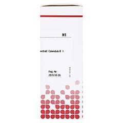 CALENDULA Urtinktur 20 Milliliter N1 - Rechte Seite