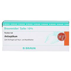 Braunovidon 10% 20 Gramm N1 - Vorderseite