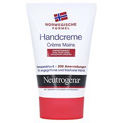Neutrogena Norwegische Formel Handcreme unparümiert 50 Milliliter