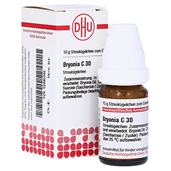 BRYONIA C 30 Globuli 10 Gramm N1