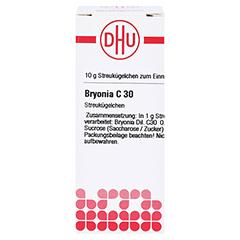 BRYONIA C 30 Globuli 10 Gramm N1 - Vorderseite