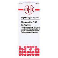 CHAMOMILLA C 30 Globuli 10 Gramm N1 - Vorderseite