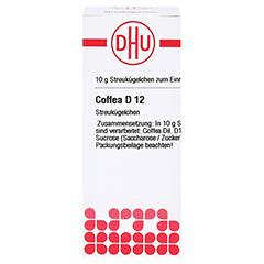 COFFEA D 12 Globuli 10 Gramm N1 - Vorderseite