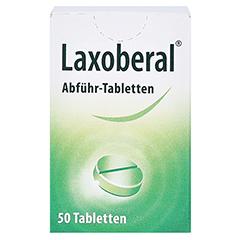 Laxoberal Abführ-Tabletten 5mg 50 Stück N3 - Vorderseite