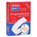 Gothaplast Fingerpflaster 12x2cm elastisch 5x2 Stück