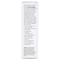 Linola Fuß-milch 100 Milliliter - Rechte Seite