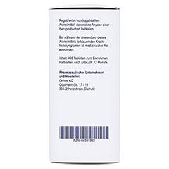 BIOCHEMIE Orthim 5 Kalium phosphoricum D 6 Tabl. 400 Stück N3 - Rechte Seite