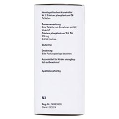 BIOCHEMIE Orthim 2 Calcium phosphoricum D 6 Tabl. 400 Stück N3 - Linke Seite