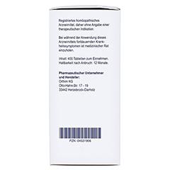 BIOCHEMIE Orthim 4 Kalium chloratum D 6 Tabletten 400 Stück N3 - Rechte Seite