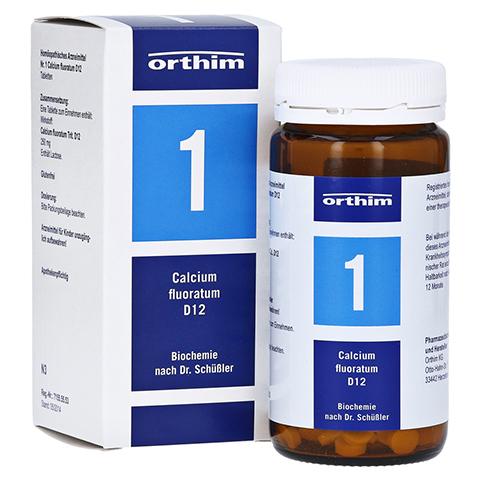 BIOCHEMIE Orthim 1 Calcium fluoratum D 12 Tabl. 400 Stück N3