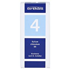 BIOCHEMIE Orthim 4 Kalium chloratum D 6 Tabletten 400 Stück N3 - Vorderseite
