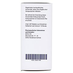BIOCHEMIE Orthim 2 Calcium phosphoricum D 6 Tabl. 400 Stück N3 - Rechte Seite
