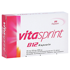 Vitasprint B12 20 Stück