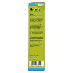 Floradix Eisen plus B12 vegan Tonikum 250 Milliliter - Rechte Seite